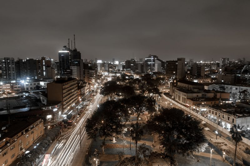 Lima-victoria capital
